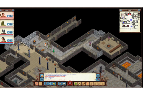Avernum 3 Ruined World Gameplay part2 (Pc Game).. - YouTube
