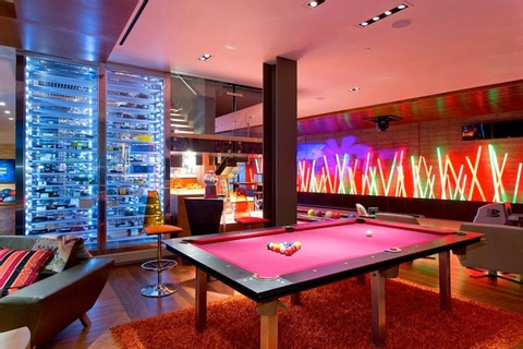 Entertainment/game room | Rooms I love | Pinterest ...