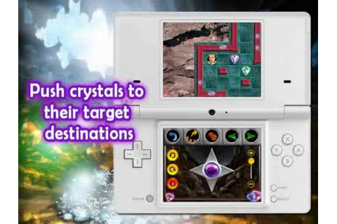 1001 Crystal Mazes Collection (DSiWare) Trailer by Teyon ...