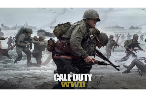Call of Duty WWII 2017 Wallpapers | HD Wallpapers | ID #20308