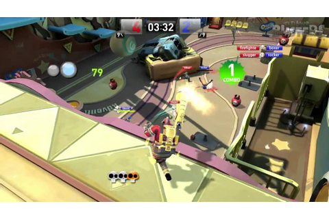 Brawl Busters Video Game, Pinball Avenue Trailer HD ...