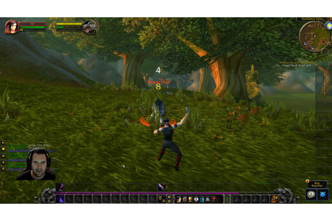 World of Warcraft CLASSIC BETA - Rogue Gameplay - YouTube