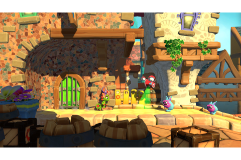 Yooka-Laylee and the Impossible Lair Game | PS4 - PlayStation
