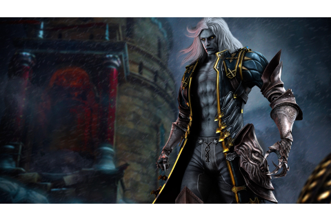 Alucard In Castlevania Lords Of Shadow 2, HD Games, 4k ...