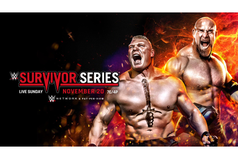 Thoughts And Predictions: WWE Survivor Series 2016 on WWE ...