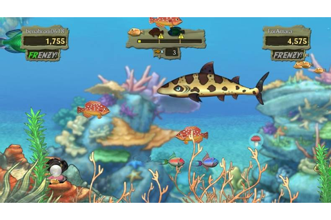 Game Review: Feeding Frenzy 2 (PSN) | Higher Plain Music