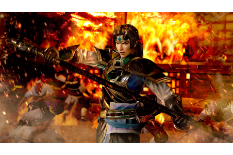 Dynasty Warriors 8 Game 3D Free Download Wallpapers HD ...