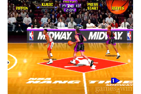 NBA Hangtime Free Download full game for PC, review and ...