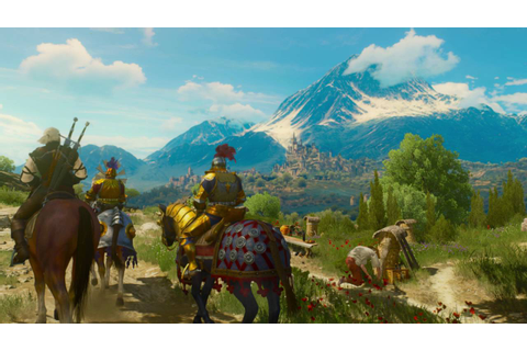 The Witcher 3: Wild Hunt Blood and Wine Teaser - YouTube