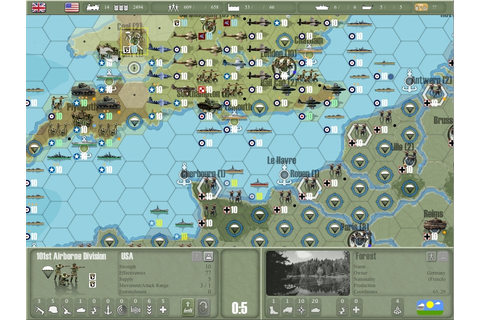 Commander – Europe at War Grand Strategy 2.0 video game ...
