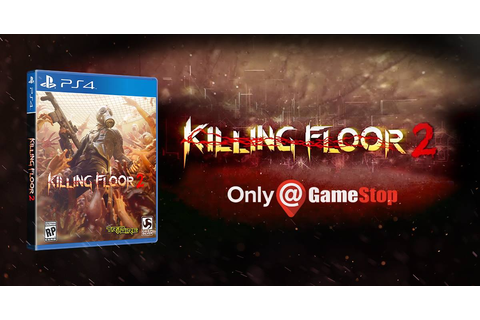 New Footage for PS4 Game 'Killing Floor 2'