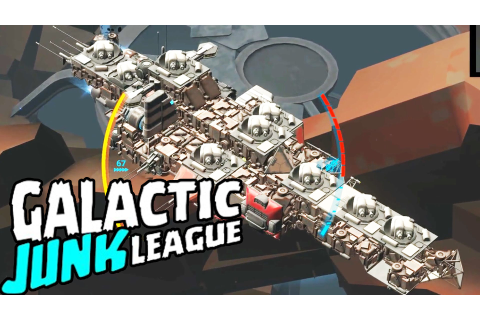 Galactic Junk League Launches on PC via Steam Early Access ...