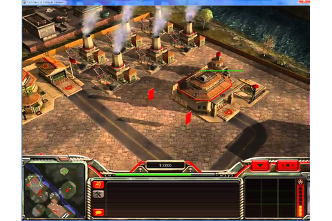 [HD]Command and Conquer: Generals -PC Game - China Level 1 ...