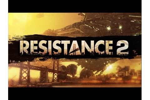 Resistance 2 (Game Movie) - YouTube