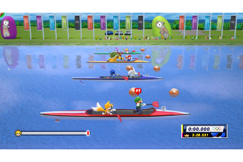 Amazon.com: Mario & Sonic at the London 2012 Olympic Games ...