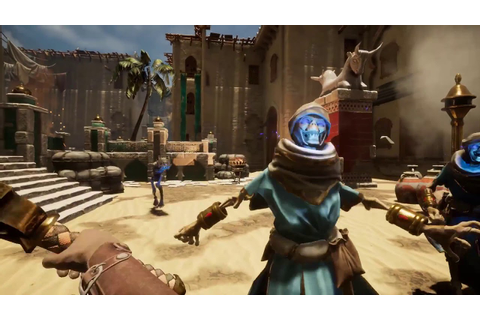 Review: City of Brass (Sony PlayStation 4) - Digitally ...