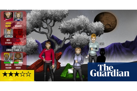 Redshirt – review | Games | The Guardian