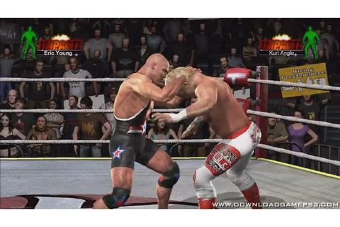 TNA Impact - Download game PS3 PS4 RPCS3 PC free