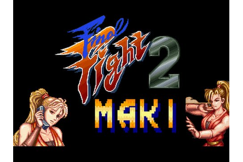 Final Fight 2 (Maki) - YouTube