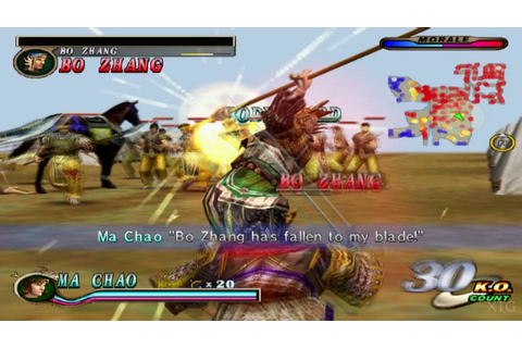 Dynasty Warriors 2 PS2 Gameplay HD (PCSX2) - YouTube