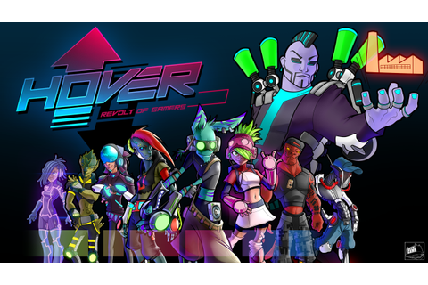 Hover: Revolt of Gamers - Spiritual Successor to Jet Set ...