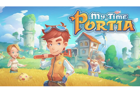My Time At Portia Game - Free Download Full Version For PC
