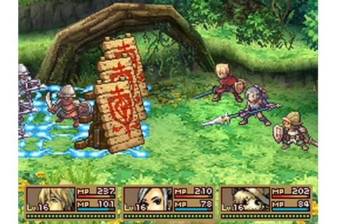 Radiant Historia Preview for Nintendo DS (DS)
