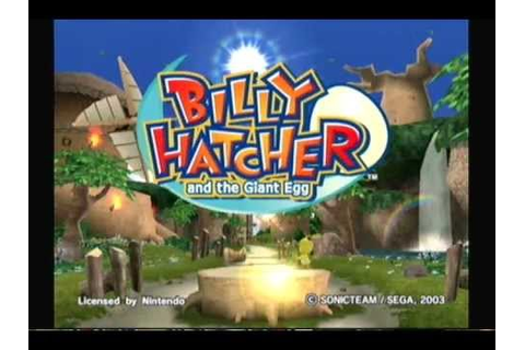 Billy Hatcher and the Giant Egg Review (Gamecube) - YouTube