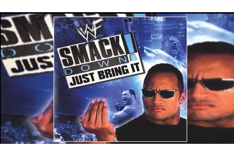 "WWE:SmackDown! ""Just Bring It"" Theme Video Game Ps2 - YouTube"