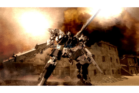 Armored Core 4 - Xbox 360 & PS3 - Xbox 360 - Feature ...