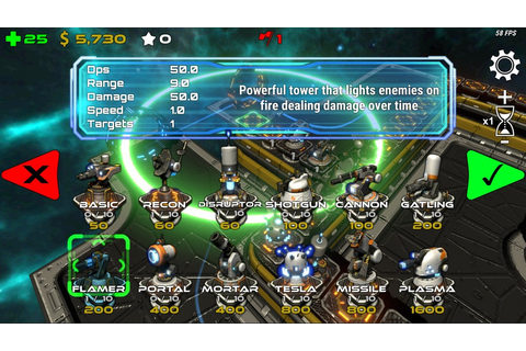 Space Panic Defense Game For PC A2Z P30 Download Full ...