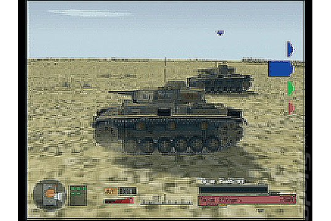 Screens: Panzer Front: Ausf.B - PS2 (3 of 3)