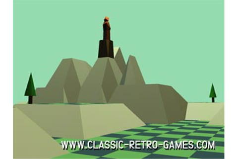 Download The Sentinel & Play Free | Classic Retro Games