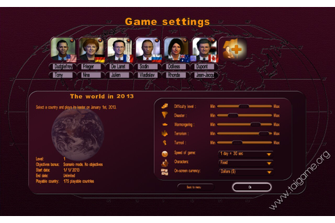 Masters of the World - Geopolitical Simulator 3 - Download ...