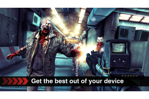 DEAD TRIGGER – Games for Android – Free download. DEAD ...