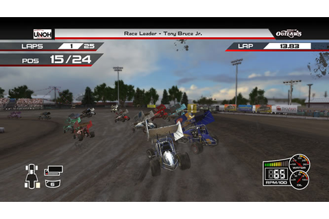 World Of Outlaws Sprint Cars - Games - GameZone