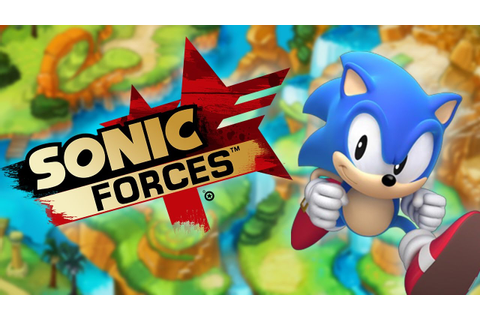 Sonic Forces Fan Game - Walkthrough - YouTube