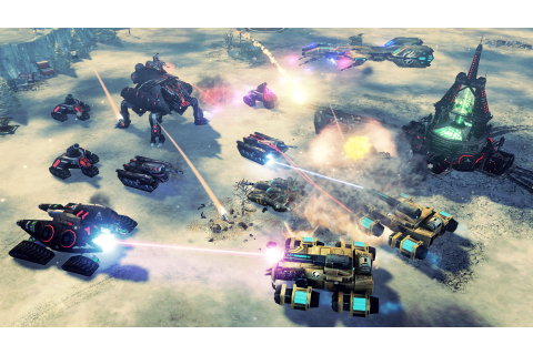 Command & Conquer 4 Open Beta Begins - Wing Commander CIC
