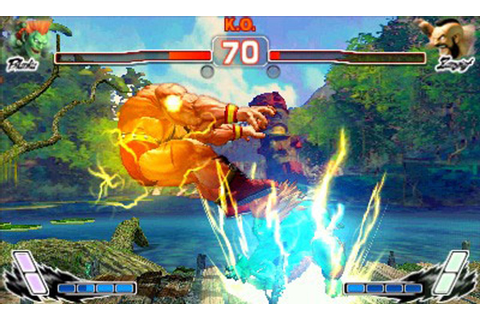 Super Street Fighter IV 3D Edition (Game) | GamerClick.it