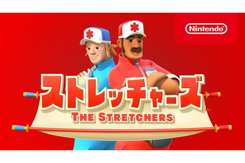 Nintendo announces The Stretchers for Switch - Nintendo ...