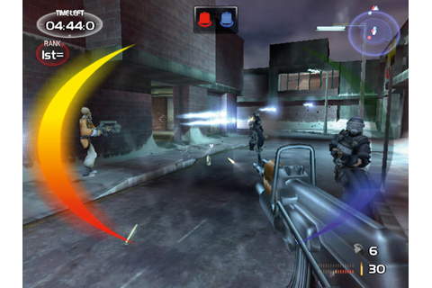 SuperPhillip Central: TimeSplitters 2 (PS2, GCN, XBX ...