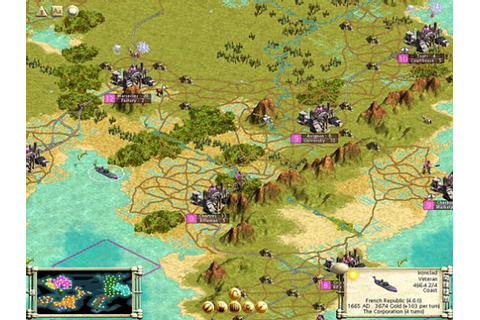 Civilization 3 Expansion: Play the World - Windows Countdown