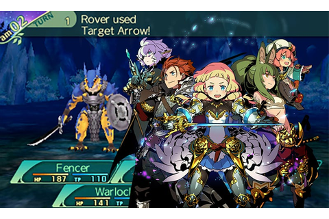 Etrian Odyssey V Is Dungeon Crawling In Its Purest Form ...