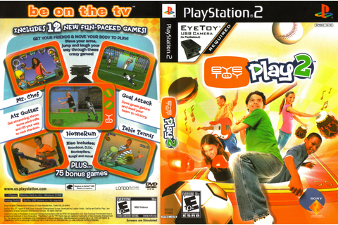 EyeToy – Play 2 | Covers Games