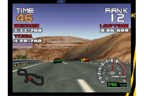 RR64 - Ridge Racer 64 (USA) ROM