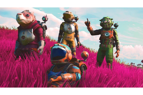 No Man's Sky update pushes game to top of the Steam charts ...