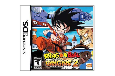 Dragon Ball: Origins 2 Nintendo DS Game - Newegg.com