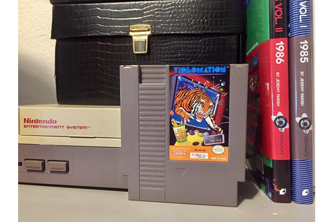 A Review of Ever NES Game...that Begins with the Letter V ...