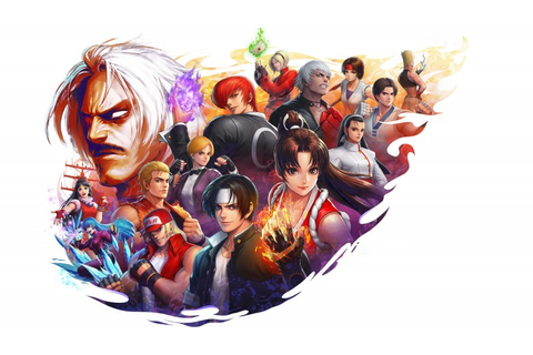 King Of Fighters Allstar Makes Its Way West In 2019 - Game ...