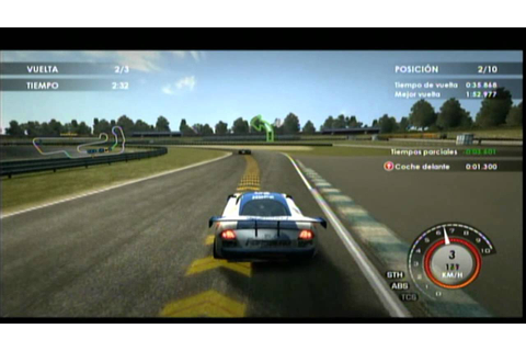 Race Pro Gameplay Xbox 360 (HD) - YouTube